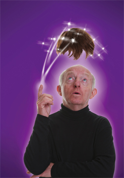 Paul Daniels: Hair Today, Gone Tomorrow