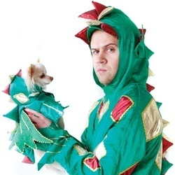 Piff The Magic Dragon (and Mr Piffles)