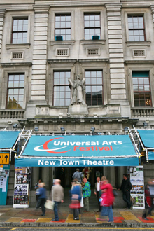 Universal Arts' New Town Theatre