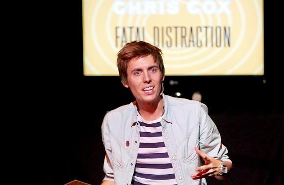 Chris Cox: Fatal Distraction