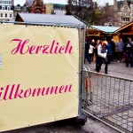 The Traditional German Christmas Market