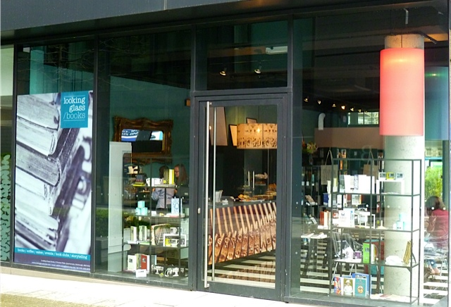 Edinburgh News Looking Glass Books And Cafe Opens At Quartermile