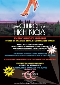 The Church of High Kicks
