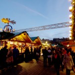 As popular as ever - the German Market