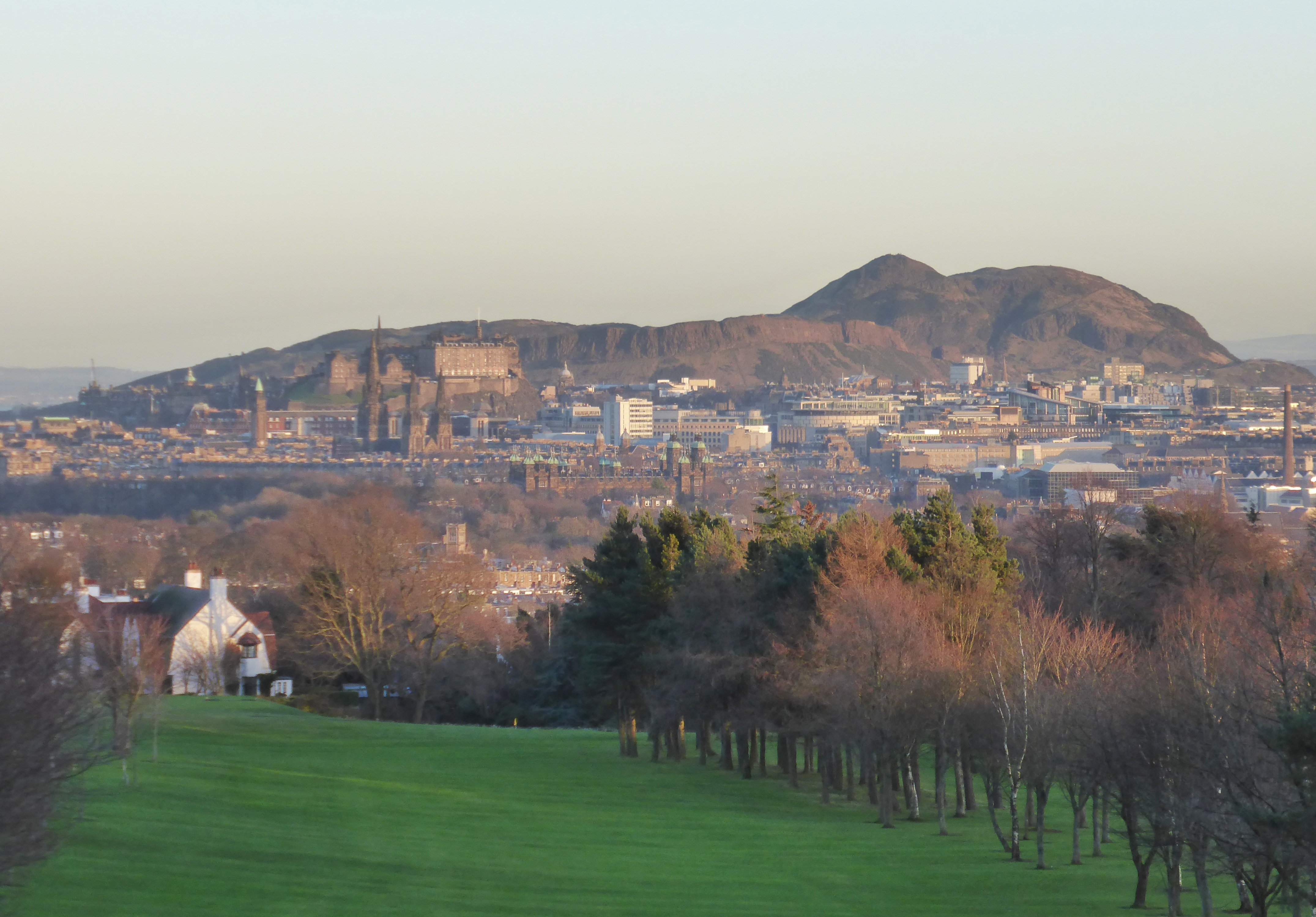 FEATURE – 17 places to walk in Edinburgh in 2017
