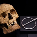 Relics from Viking burials