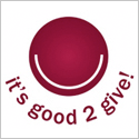 It's Good To Give - the Edinburgh charity Sara is a patron of