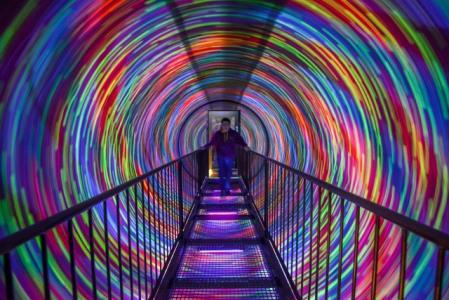 Visit the fantastic Camera Obscura