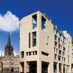 G and V Hotel, Royal Mile, Edinburgh