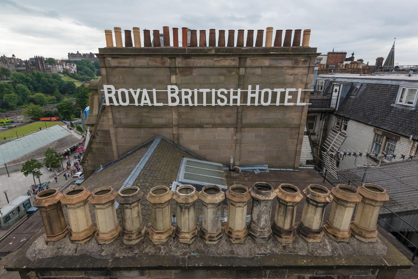 British Royal Hotel Edinburgh