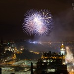 The 2014 Edinburgh International Fireworks