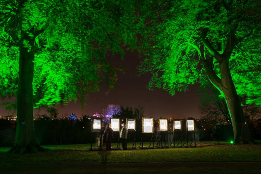 Don Munro: Edinburgh Photo Walks