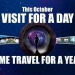 Dynamic Earth offer until 31st October 2014