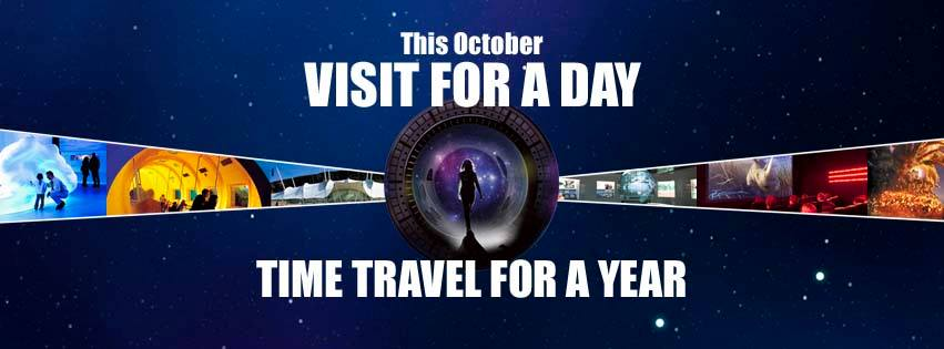 Dynamic Earth offer until 31st October 2014