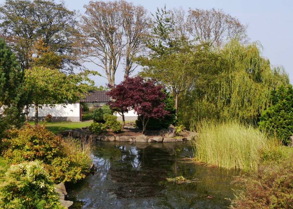 Kyoto Friendship Garden, Lauriston Castle grounds