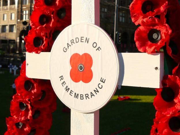Edinburgh Remembrance events 2014