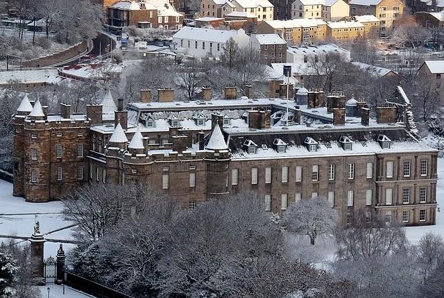 Edinburgh A Royal Christmas At The Palace Of