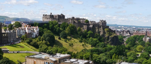 Edinburgh, the best wee city in the world!