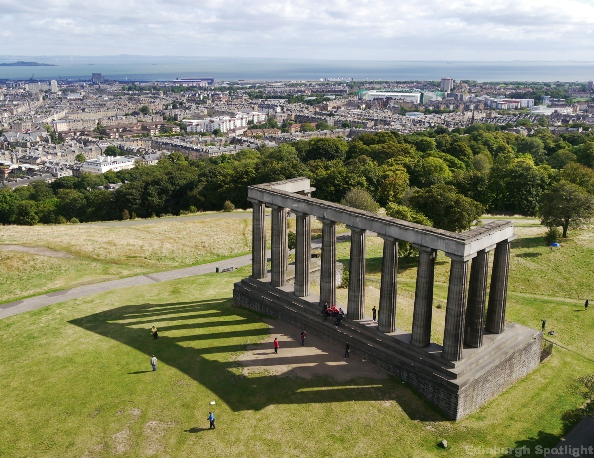 Acropolis on Calton Hill