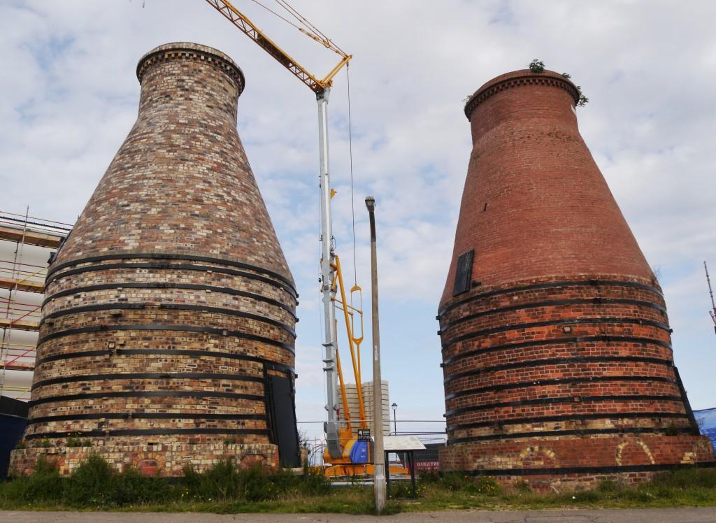 Portobello pottery kilns