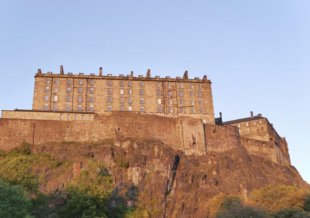From Castle Terrace