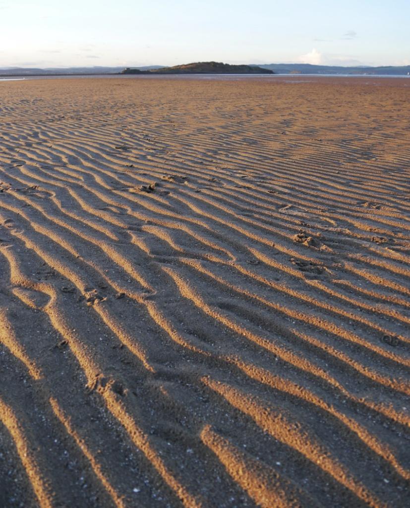 Silverknowes / Cramond beach