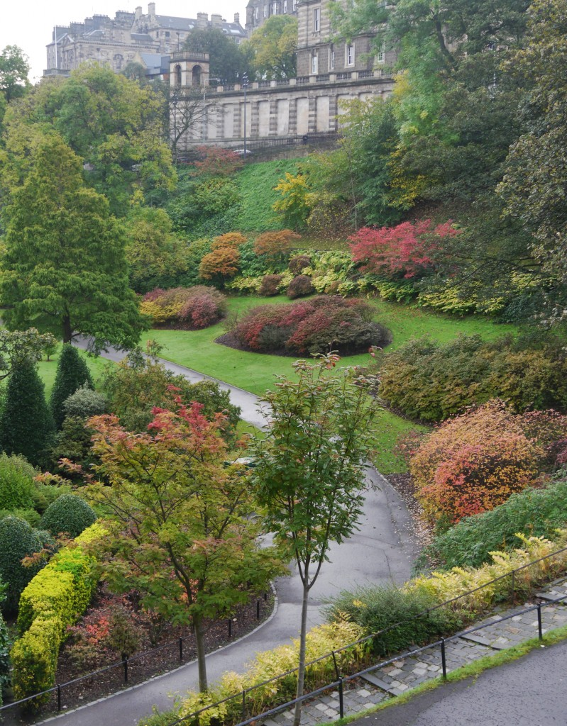 East Princes Street Gardens