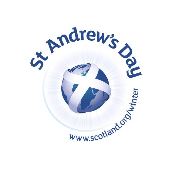 St Andrew's Day 2014