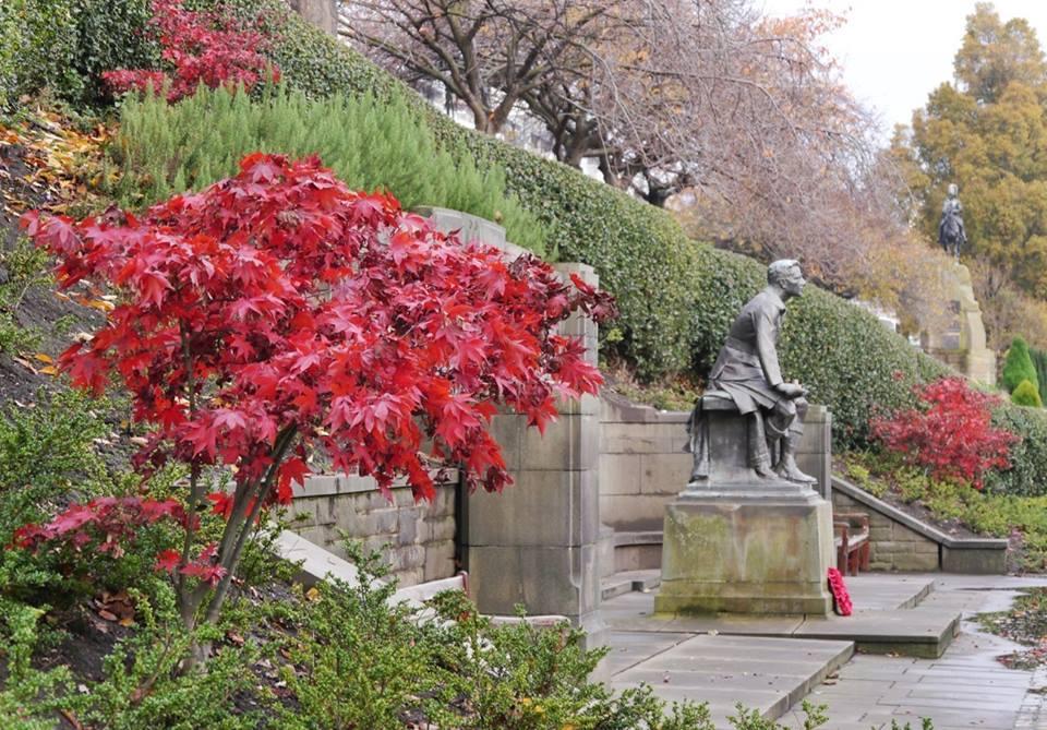 West Princes Street Gardens