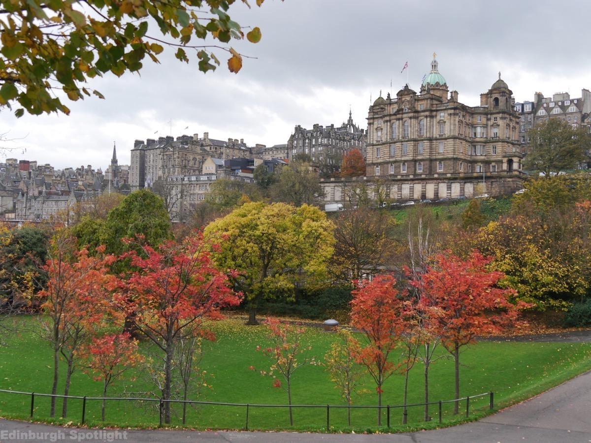 Edinburgh Spotlight
