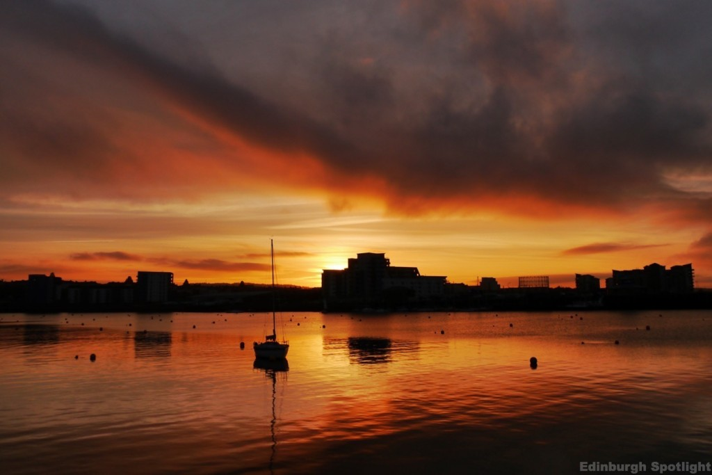 Granton sunset