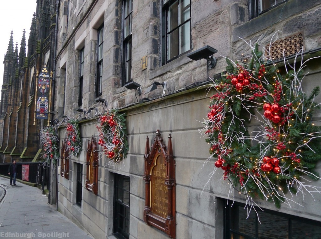 The Witchery at Christmas