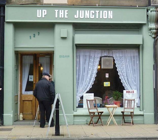 Edinburgh institution