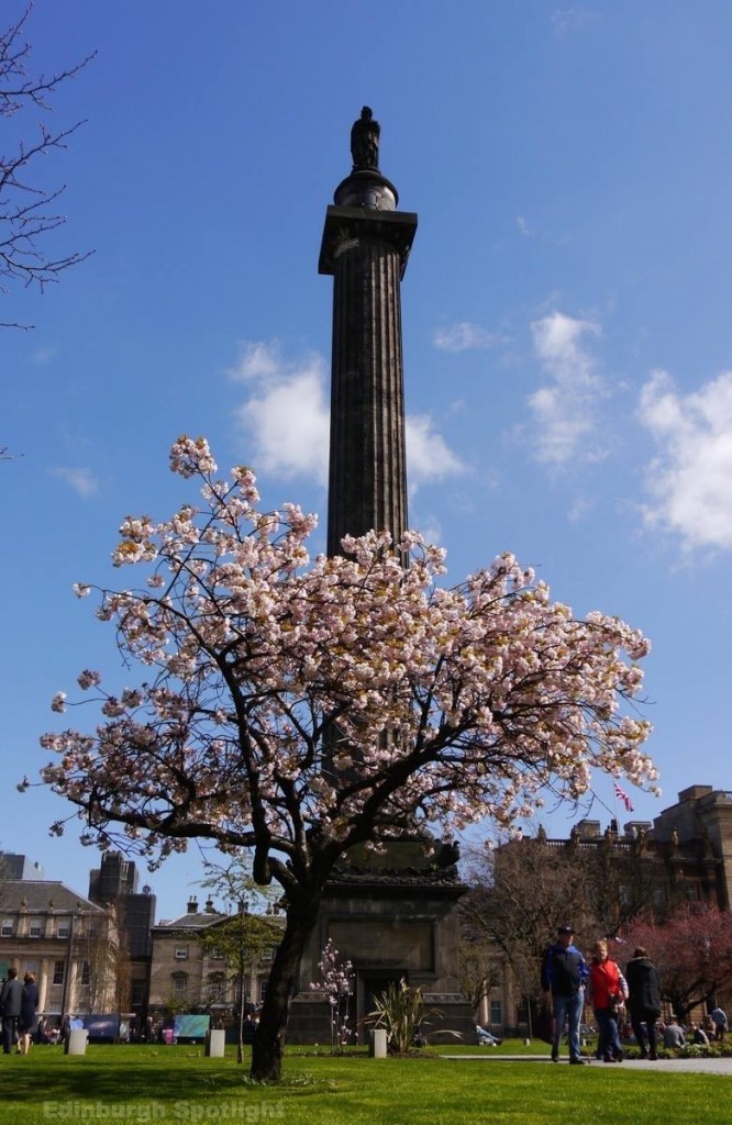 The Melville Monument
