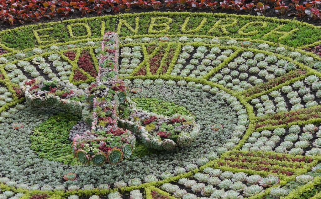 Floral Clock 2015