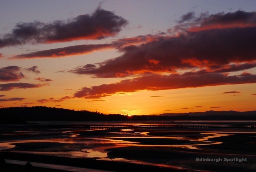 Cramond / Silverknowes sunset