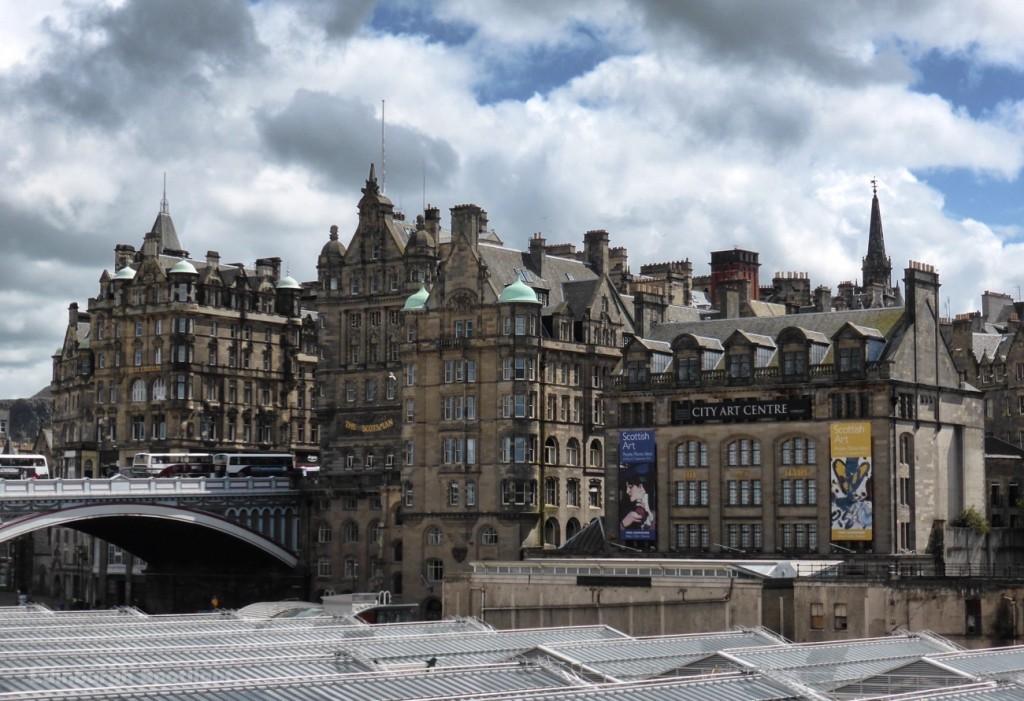The Edinburgh Old Town
