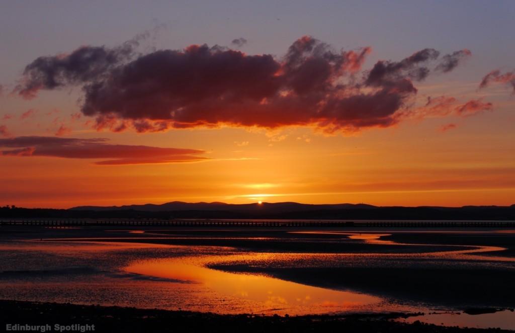 Silverknowes sunset