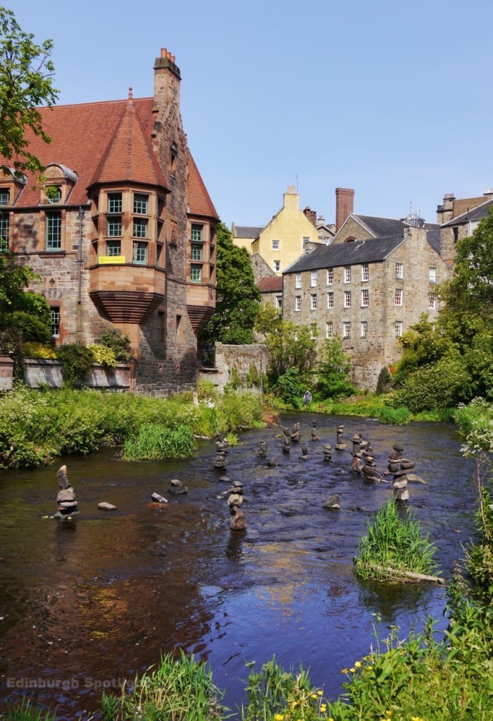 Dean Village, June 9th