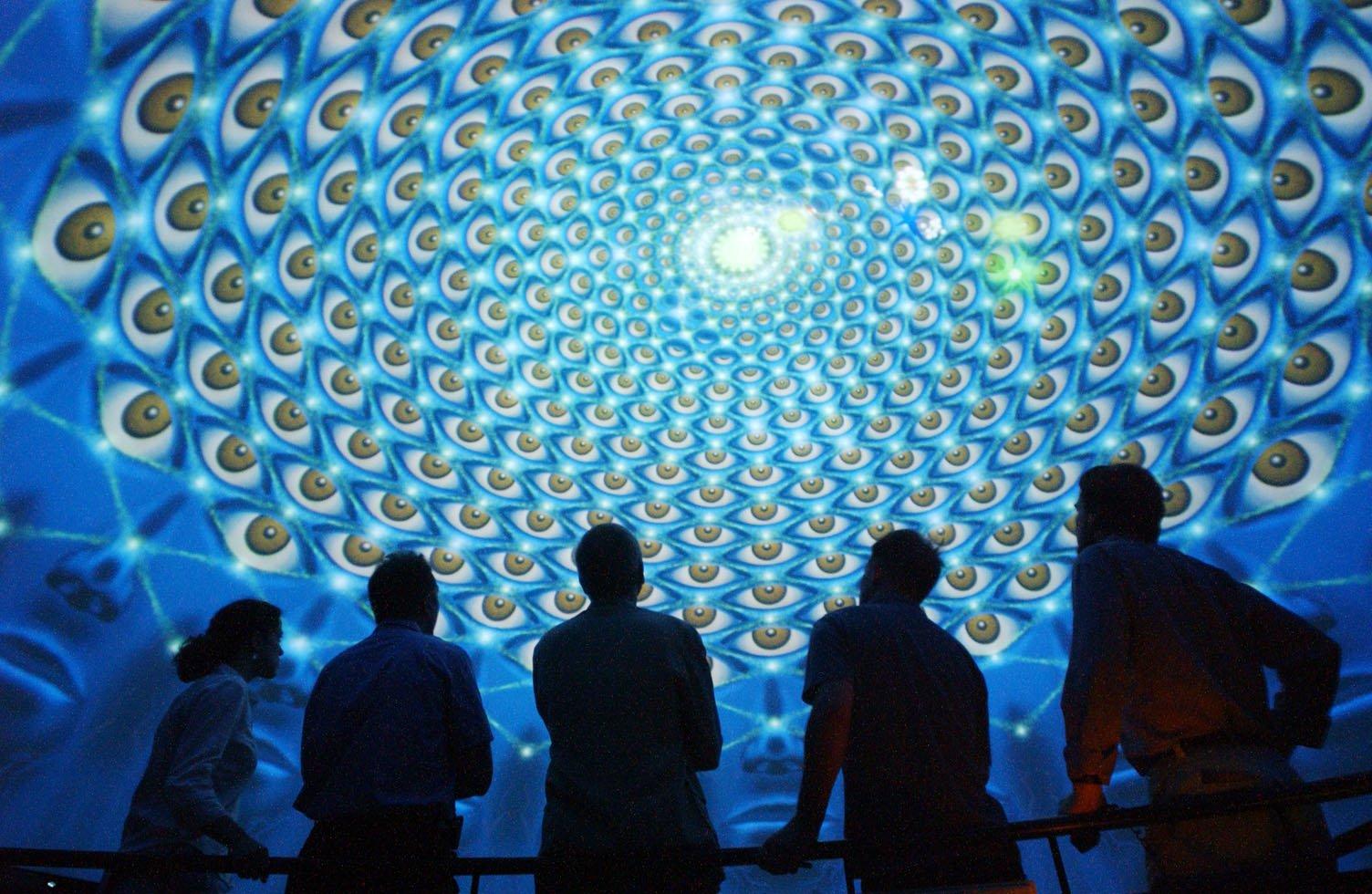 Edinburgh Fringe Sonic Vision At Dynamic Earth