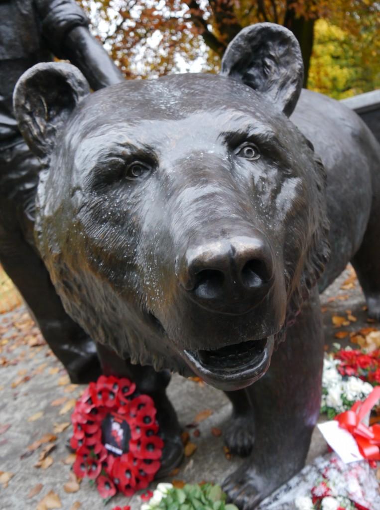 "Wojtek the ""Soldier Bear"""