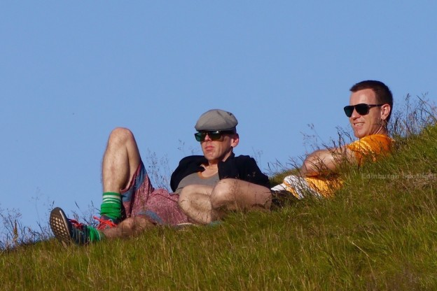 Ewen Bremner & Ewan McGregor