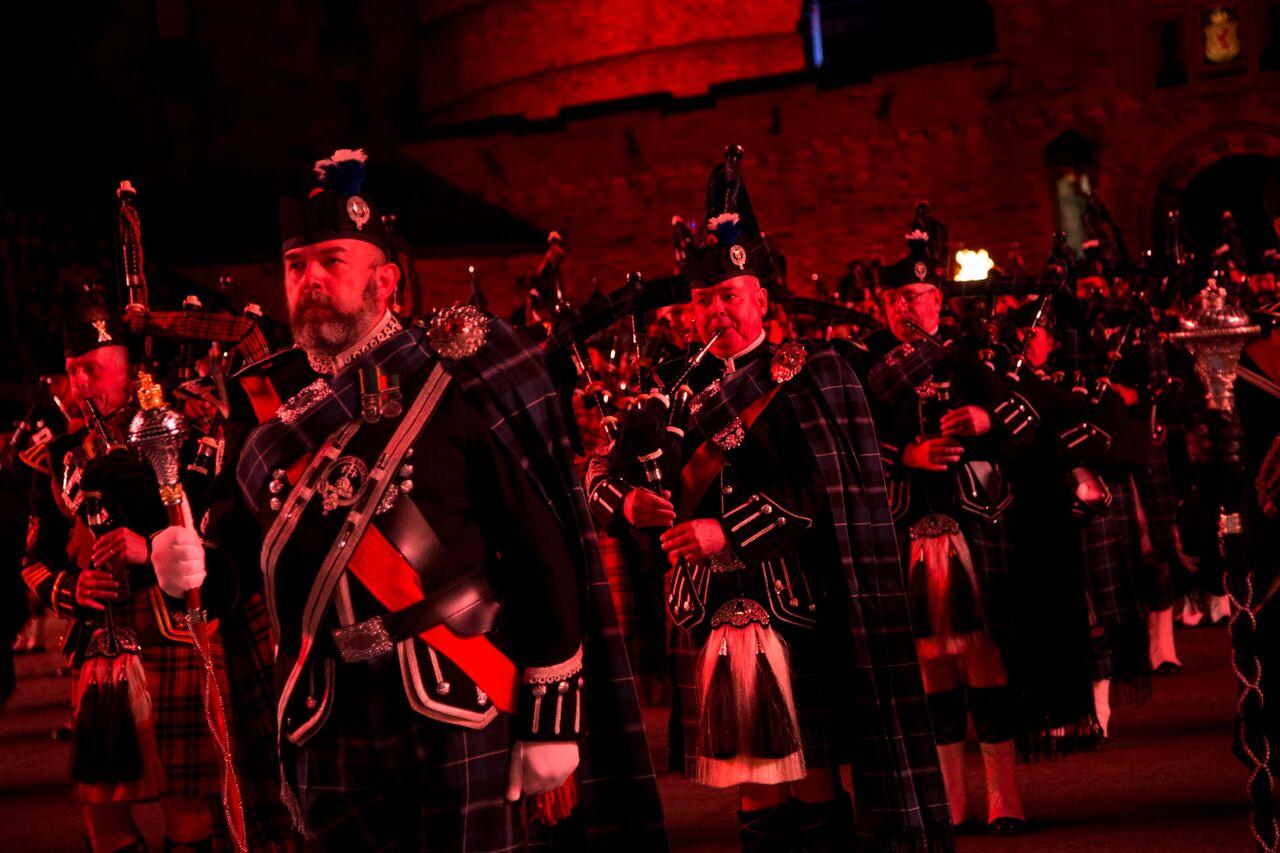 Edinburgh - PHOTOS – The Royal Edinburgh Military Tattoo