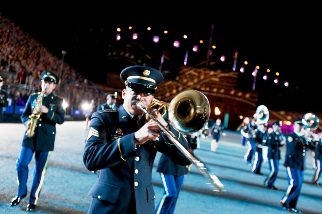 The United States Army Europe Band and Chrous