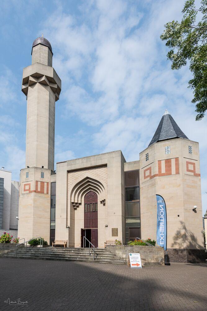 Edinburgh Central Mosque