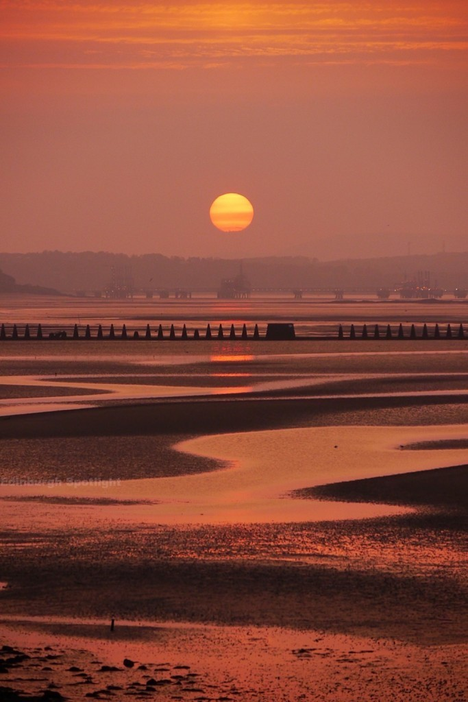Cramond / Silverknowes sunset
