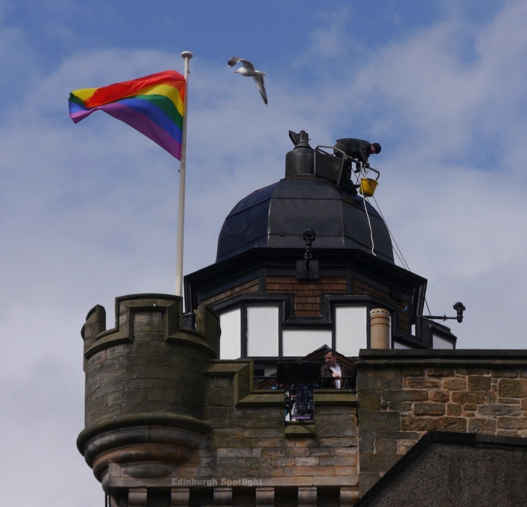 Edinburgh celebrate Pride