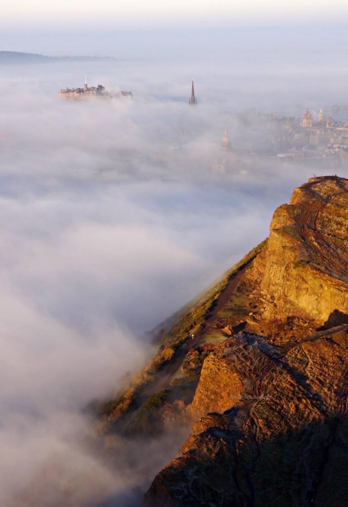 Engulfed by Fog