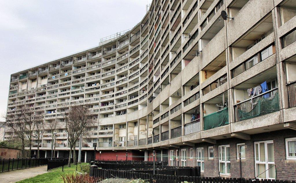 Buildings With Asbestos Uk