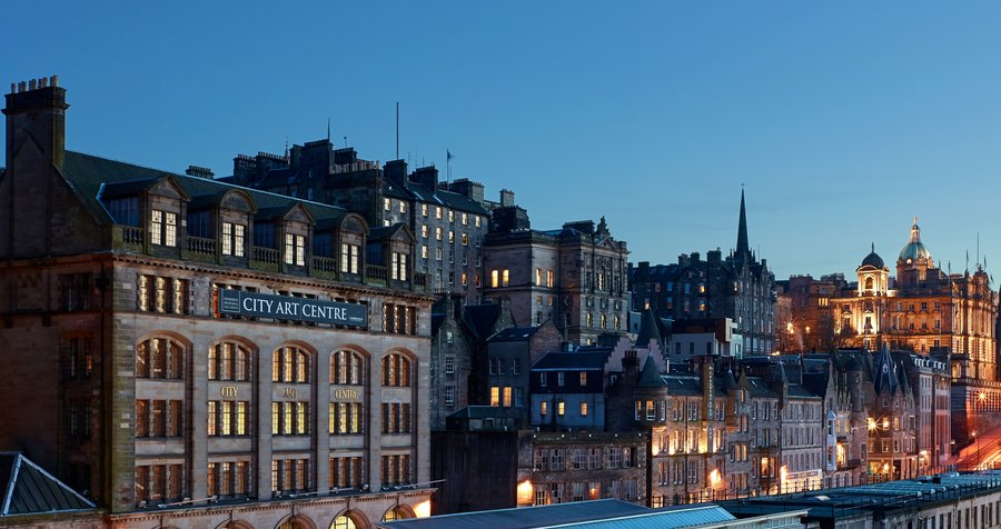 Edinburgh Alphabet: An a-z of the City's Collections